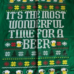 Spencer's Tops - Spencer | ugly sweater t shirt • S